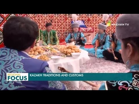 Kazakh Traditions and Customs