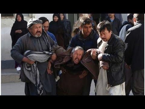 3 kabul blast kills at least 40, injure dozens at the cultural center