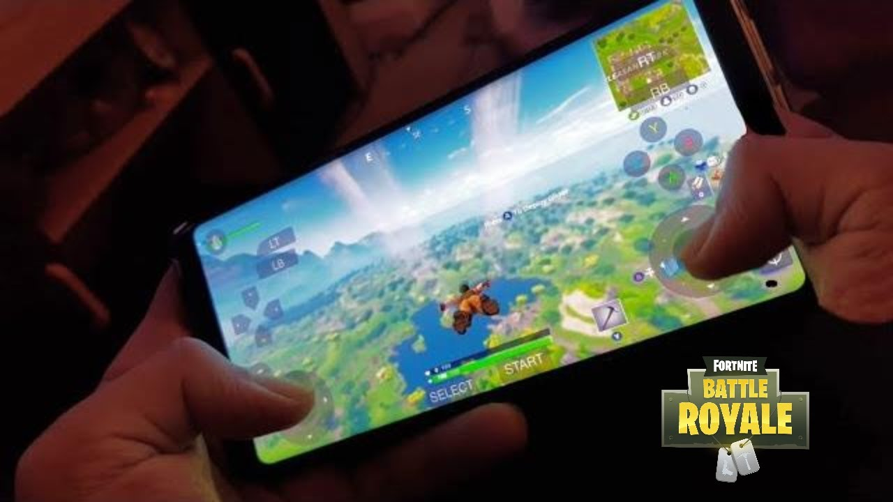 fortnite mobile android download without human verification