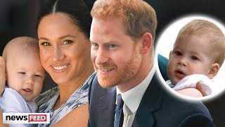 More celebrity news ►► http://bit.ly/subclevvernewsmeghan markle and prince harry's son archie just had his debut on first royal official tour, we ar...
