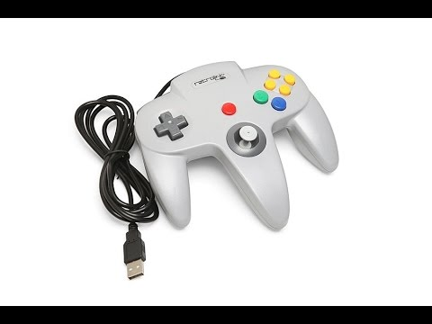 Play SM64DS with a Joystick (Download) by SKELUX