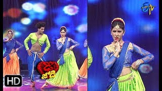 Sukumar and Greeshma Performance | Dhee Jodi | 5th December 2018 | ETV Telugu