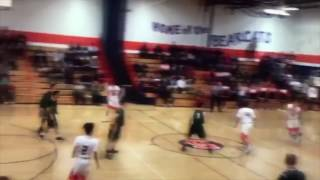 Solvay basketball wins at the buzzer