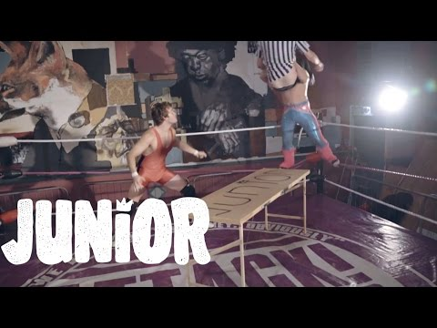 Junior - Fall to Pieces (ft. Sean Smith) Official Music Video