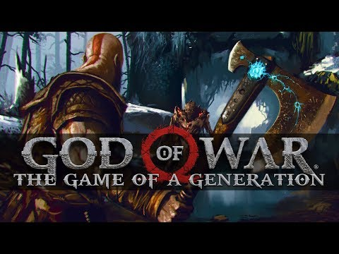 The Game of A Generation | God of War Review