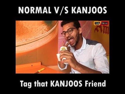Kanjoos People Vs Normals | Funny Funchod Entertainment | FC