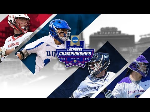 NCAA DI Men's Lacrosse Quarterfinal Highlights