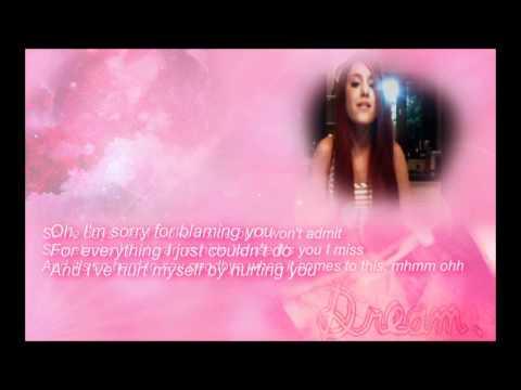 Ariana Grande - Hurt  [Lyric On Screen]