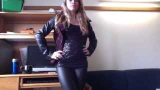 Repeat youtube video All Black and Leather