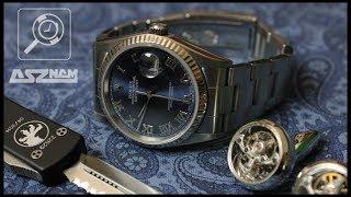 Мои уникальные часы Rolex Datejust