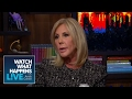 Vicki Explains Brooks Ayers' Missing Medical Records | Vicki One on One | WWHL