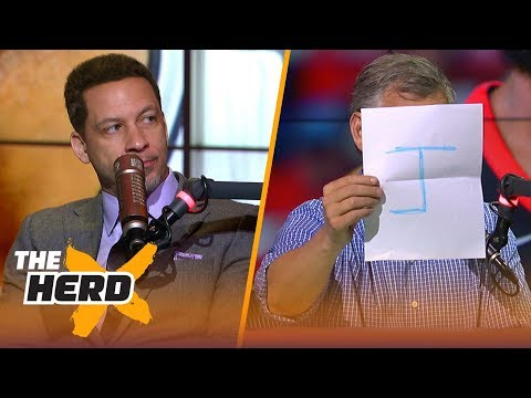 Chris Broussard joins Colin for some 'Big J' NBA free agency journalism   NBA   THE HERD