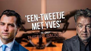 Thierry Baudet te gast bij Een-tweetje met Yves!