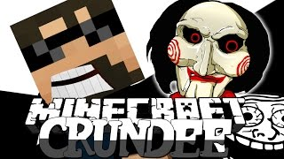 Minecraft: CRUNDEE CRAFT | THE SAW  TROLL [26]