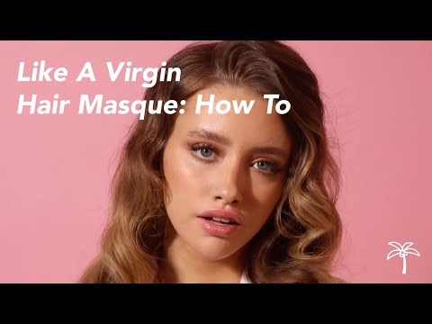 How To Apply A Hair Masque With Coco & Eve