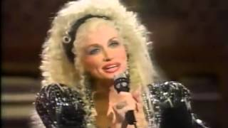 Dolly Parton - Look On the Bright Side on The Dolly Show 1987/88 (Ep 3, Pt 7)