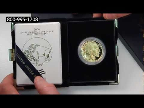 Investing In U S Gold Invest In 1 Oz Gold Proof Buffalo Coins