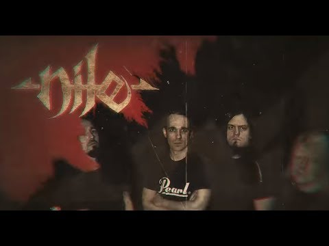 """Nile released a lyric video for """"Vile Nilotic Rites"""" - Obscura tease new video!"""