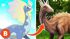 Pokemon That Are Based On Dinosaurs