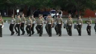 7 22 16 Graduation Marine Band