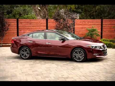 Nissan Maxima Platinum 2016 : Review, Specs, Price - YouTube