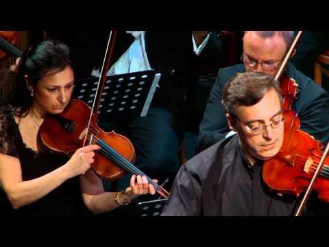 Antonio Vivaldi, Le Quattro Stagioni, L´Inverno / Solista: Pablo Saraví