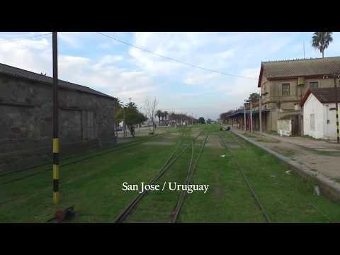 Estación AFE, San José, Uruguay