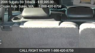 2006 subaru b9 tribeca 7 passenger for sale in tacoma wa