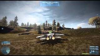 BF3: END GAME: Stranded Security Drone?