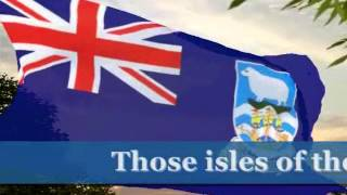 Falkland Islands/Islas Malvinas/anthem«Song of the Falklands»music played by accordionist Ján Oravec