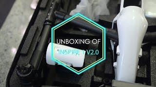 Inspire 1 V2.0 Unboxing & Set Up Guide