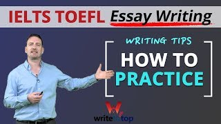 How to Practice English Writing (IELTS/TOEFL & more)