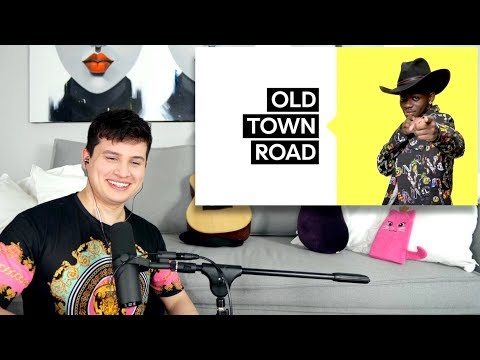Vocal Coach Reacts to Lil Nas X - Old Town Road Genius