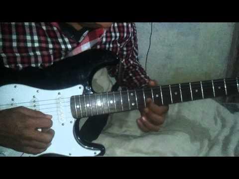 Na Jane Koi (Gangster) guitar solo.mp4