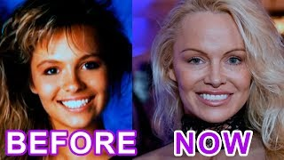 WOMAN and TIME: Pamela Anderson