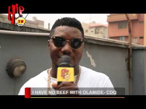 Video: I Have No Beef With Olamide – CDQ
