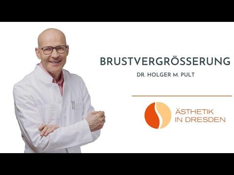 Brustvergrößerung: Alle Infos ✓ | 👨⚕ Dr. Pult in Dresden