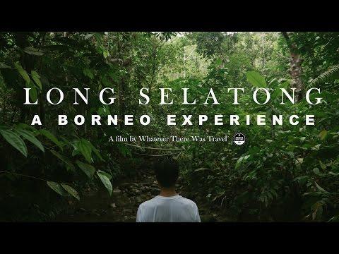 Travel Malaysia: Long Selatong, A Borneo Longhouse Experience