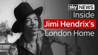Inside Jimi Hendrixs London Home