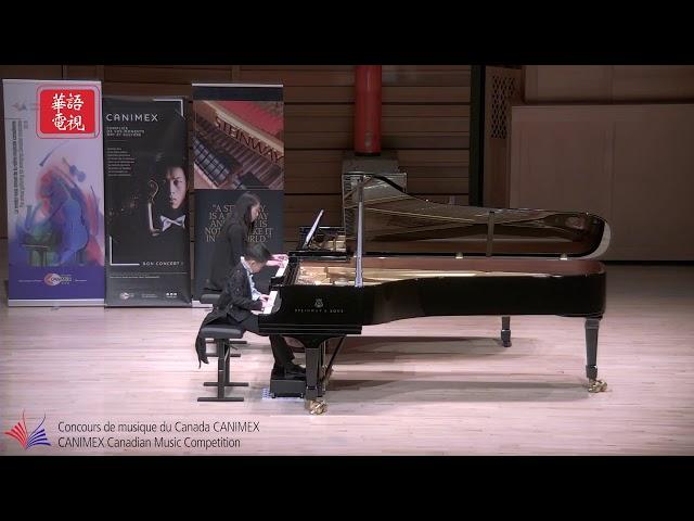 2021 全球古典音樂談|余卓恆 Anson Zhou Heng Yu II