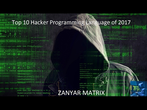 TOP 10 HACKERS PROGRAMMING LANGUAGE OF 2017