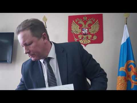 Нападение главы администрации Пензенского района на депутата