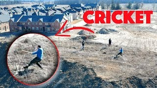 Playing CRICKET on TOP of a MOUNTAIN **PSL FINAL**