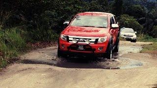 Ford Ranger T6 - Beach Play 2