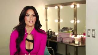 O truque de Kim Kardashian para manter umas nádegas em forma