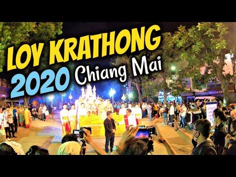 Loy Krathong Festival In Thailand | Chiang Mai 2020