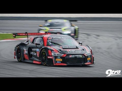 2017 Audi R8 LMS Cup - Sepang Rd1