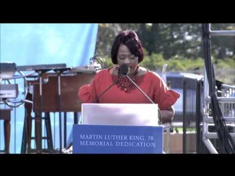 Obama, Civil Rights Leaders Formally Dedicate MLK Memorial