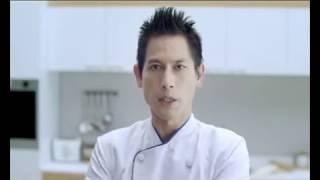 Iklan Puding Nutrijell Versi Chef Juna