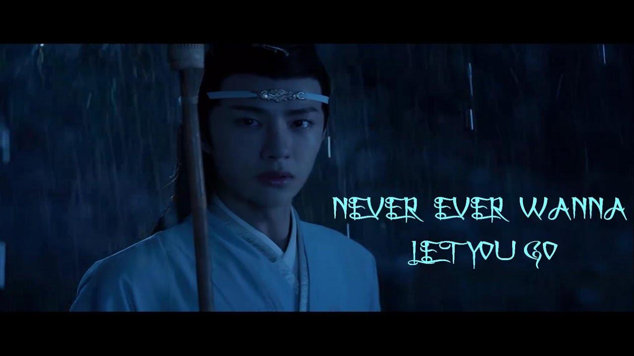 [Vietsub][Trần Tình Lệnh| Vong Tiện] Never (OST Lang điện hạ) || Lam Trạm x Ngụy Anh